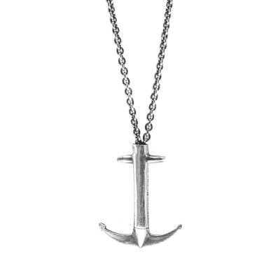 Anchor & Crew Sterling Silver Admiral Necklace AC.WI.SI1