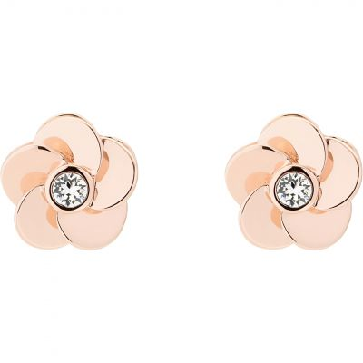 Ted Baker Pelipa Polished Flower Stud Earrings TBJ1819-24-02