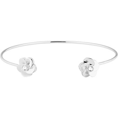 Ted Baker Phedra Polished Flower Ultrafine Bangle TBJ1821-01-02