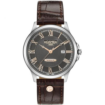 Mens Roamer Windsor Watch 706856410207