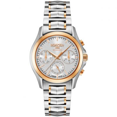 Ladies Roamer SeArock Chronograph Watch 203901491520