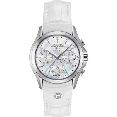 Ladies Roamer SeArock Chronograph Watch 203901411002