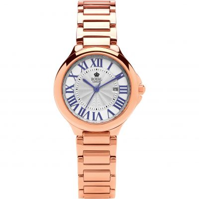 Royal London Classic Dameshorloge Rose 21378-05