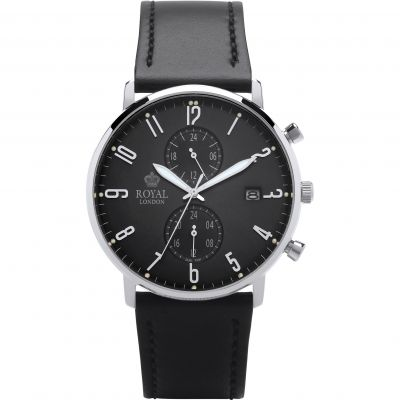 Mens Royal London Slim Multi-function Watch 41352-02