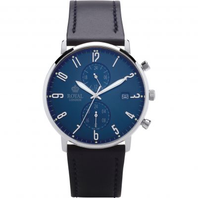 Montre Homme Royal London Slim Multi-function 41352-03