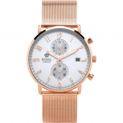 Montre Homme Royal London Slim Multi-function 41352-13
