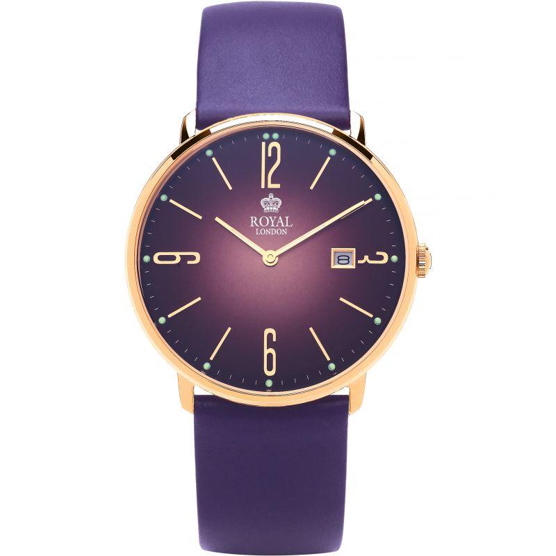 Unisex Royal London Classic Slim Watch