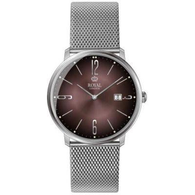 Mens Royal London Classic Slim Watch 41369-12