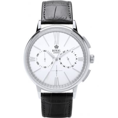 Mens Royal London Chronograph Watch 41370-02