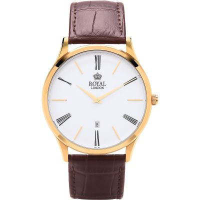 Mens Royal London Classic Watch 41371-03