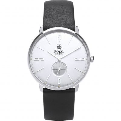 Mens Royal London Classic Slim Watch 41343-01