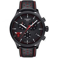 Mens Tissot Chrono XL NBA Chicago Bulls Chronograph Watch T1166173605100