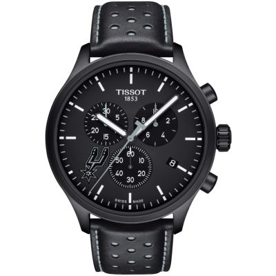 Montre Chronographe Homme Tissot Chrono XL NBA San Antonio Spurs T1166173605104