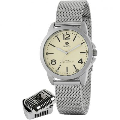 Mens Marea Singer Collection Watch B41222/1