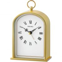 Seiko Clocks Mantel Alarm Clock QHE162G