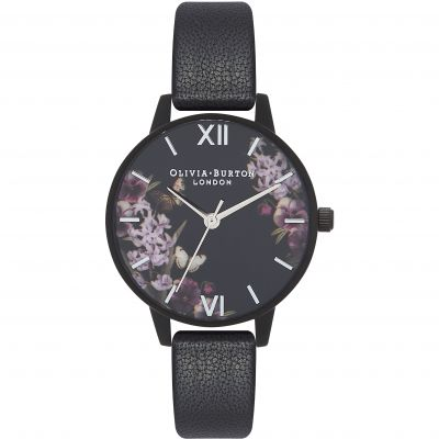 Montre Femme Olivia Burton After Dark Ip Black & Black OB16AD22