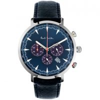Mens Paul Smith Track Chronograph Watch