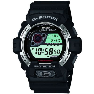Mens Casio G-Shock Alarm Chronograph Watch GR-8900-1ER