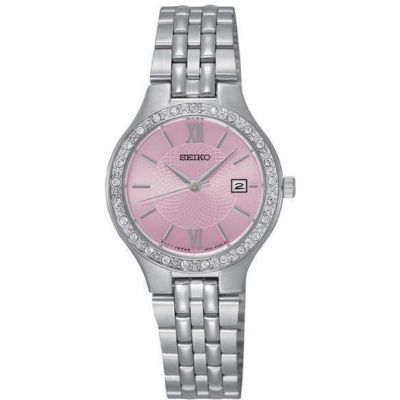 Ladies Seiko Dress Watch SUR765P9