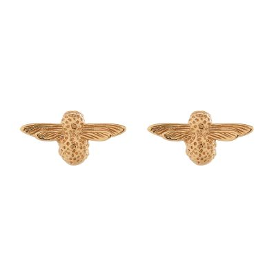 Biżuteria damska Olivia Burton Jewellery 3D Bee Stud Earrings OBJ16AME22