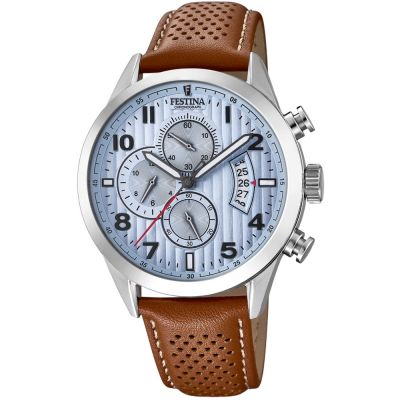 Mens Festina Chronograph Watch F20271/4