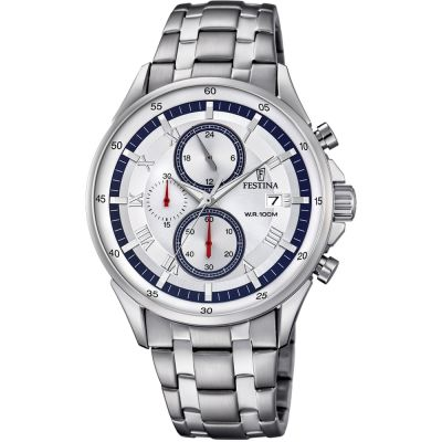 Mens Festina Chronograph Watch F6853/1