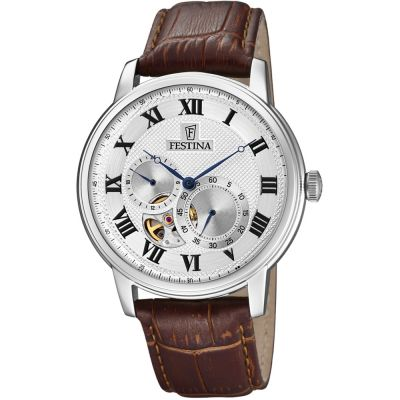 Mens Festina Automatic Watch F6858/1