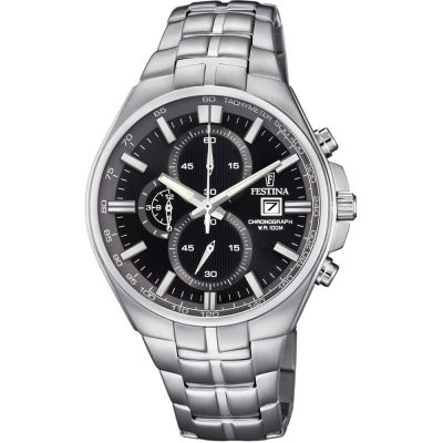 Mens Festina Chronograph Watch F6862/4