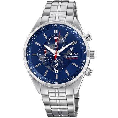 Mens Festina Chronograph Watch F6863/3