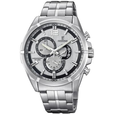 Mens Festina Chronograph Watch F6865/1