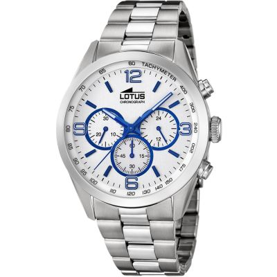 Mens Lotus Chronograph Watch L18152/3
