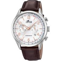 Mens Lotus Chronograph Watch L18557/1
