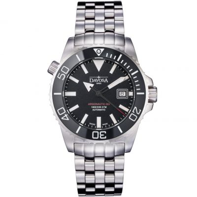 Mens Davosa Argonautic BG Automatic Watch 16152220