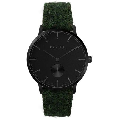 Unisex Kartel Scotland Kendrick 40mm Watch KT-KEND-HTBG-R
