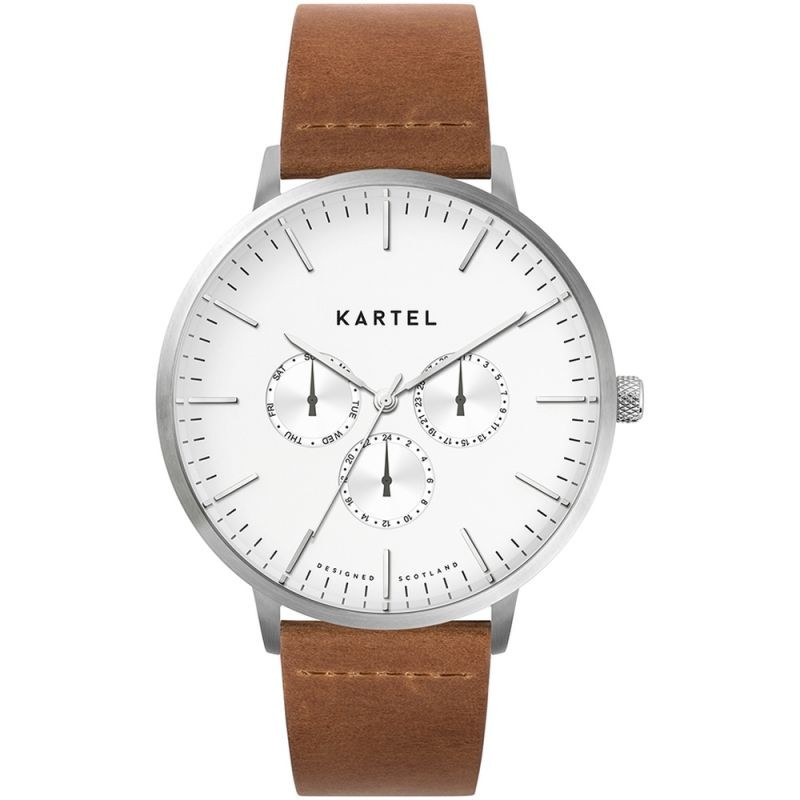Unisex Kartel Scotland Cuillin 43mm Watch