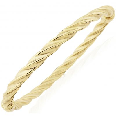 Bijoux Jewellery Fancy Twisted Bracelet