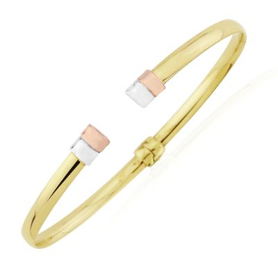 Jewellery Contemporary Torque Bangle