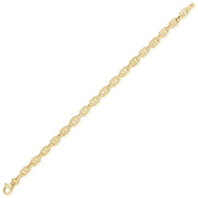 Bijoux Jewellery Fancy Link Bracelet 7.25 inches/18cm