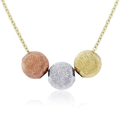 Bijoux Jewellery Fancy Necklet 17 inches/43cm