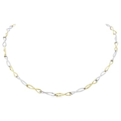 Bijoux Jewellery Fancy Collier 17 inches/43cm