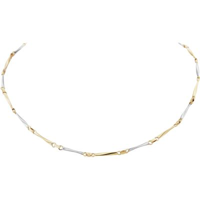 Jewellery 9ct Gold Necklace 17 inches/43cm