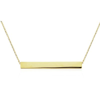 Bijoux Jewellery Fancy Bar Collier 17 inches/43cm