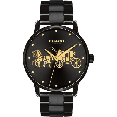 Coach Grand Damklocka Svart 14502925