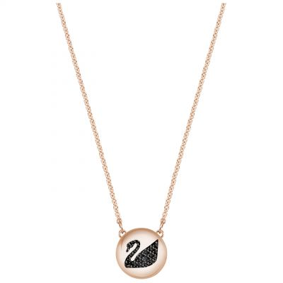Biżuteria damska Swarovski Jewellery Hall Swan Necklace 5382446