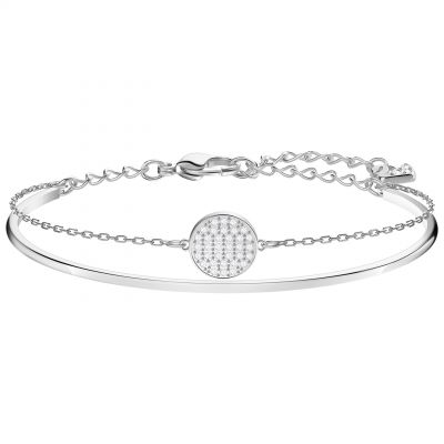 Swarovski Dam Ginger Bangle Silverpläterad 5389044