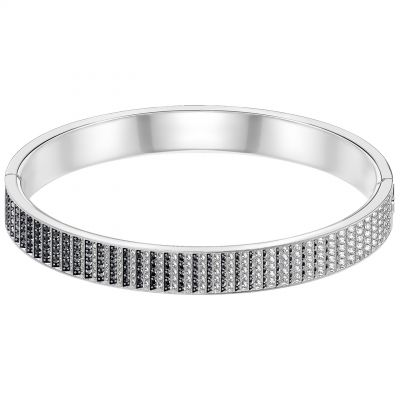 Swarovski Dam Luxury Bangle Silverpläterad 5293112
