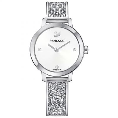 Ladies Swarovski Cosmic Rock Bangle Watch 5376080