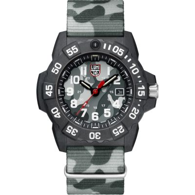 Orologio da Uomo Luminox 3500 Series Navy Seals XS.3507.PH