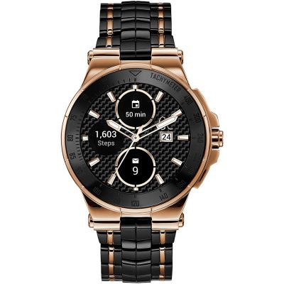 Gc Connect Android Wear Bluetooth Herenhorloge Tweetonig T32003G0