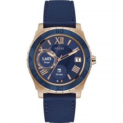 Orologio Cronógrafo da Unisex Guess Connect Android Wear Bluetooth C1001G2